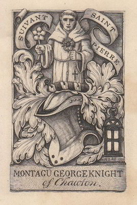 Godmersham Bookplate 3