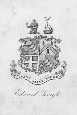 Godmersham Bookplate